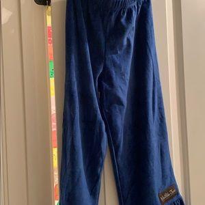 Matilda Jane girls big ruffle pants size 8